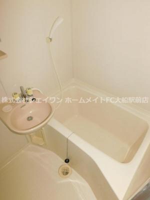 【浴室】ソレイユ湘南B