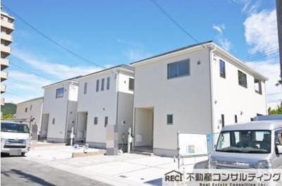 【外観】垂水区青山台5丁目 新築戸建 2号棟