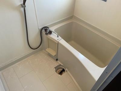 【浴室】グリーンコーポ岸岡