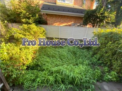 【庭】グリーンハウス