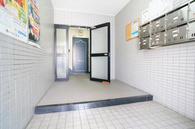 【エントランス】シティーコーポ円町