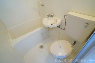【浴室】シティーコーポ円町
