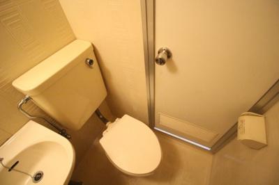 【トイレ】新在家マンション