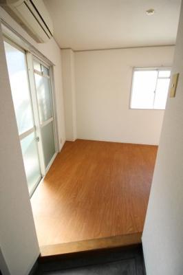 【玄関】新在家マンション