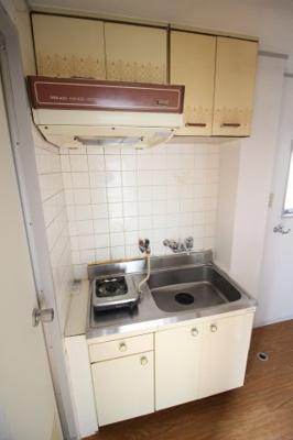 【キッチン】新在家マンション