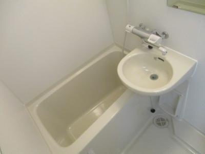 【浴室】アルデプラザ