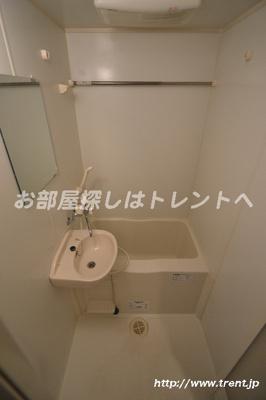 【浴室】プレールドゥーク新宿