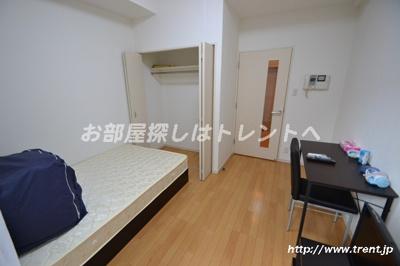 【寝室】プレールドゥーク新宿