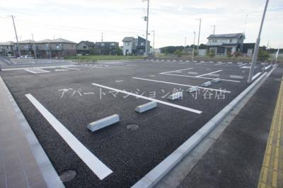 【駐車場】グランベルみらい平