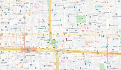 【地図】ラクラス本町東
