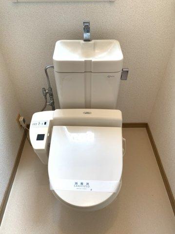 【トイレ】笠原町中古一戸建