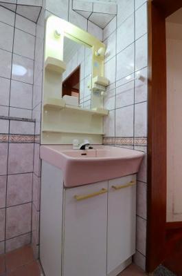 【独立洗面台】スカイマンション