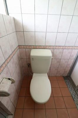 【トイレ】スカイマンション