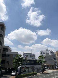 【バルコニー】中野区江原町3丁目新築戸建