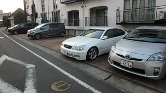 【駐車場】ル・マリエ