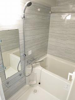 【浴室】ハーモニーレジデンス浅草