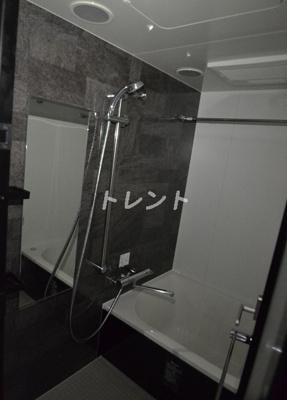 【浴室】コンフォリア東新宿ステーションフロント