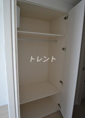 【収納】コンフォリア東新宿ステーションフロント