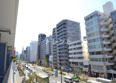【展望】コンフォリア東新宿ステーションフロント
