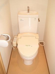 【トイレ】ミリオンガーデン小石川