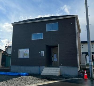 【外観】新築建売 盛岡市大館町第4・3 3号棟