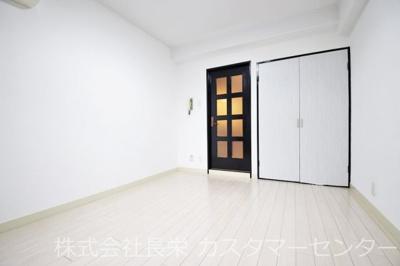 【居間・リビング】第25長栄壬生H Tマンション