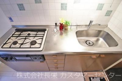 【キッチン】第25長栄壬生H Tマンション