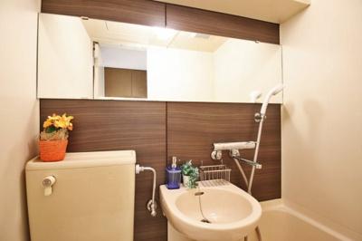 【浴室】第25長栄壬生H Tマンション