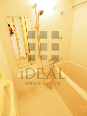 【浴室】ラグジュアリーアパートメント本郷