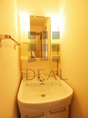 【洗面所】ラグジュアリーアパートメント本郷
