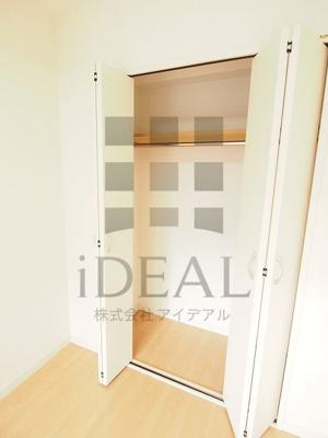 【収納】ラグジュアリーアパートメント本郷