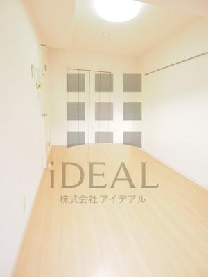 【寝室】ラグジュアリーアパートメント本郷