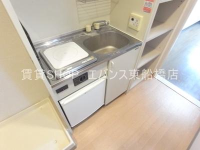 【キッチン】リヴェールビッグパイン