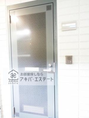【玄関】サンテラス根岸