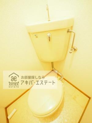 【トイレ】サンテラス根岸