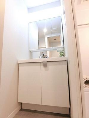 【独立洗面台】三鷹陵雲閣マンション