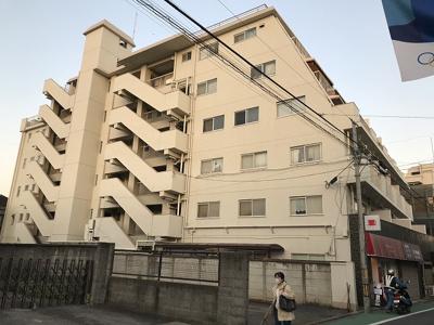 【外観】三鷹陵雲閣マンション