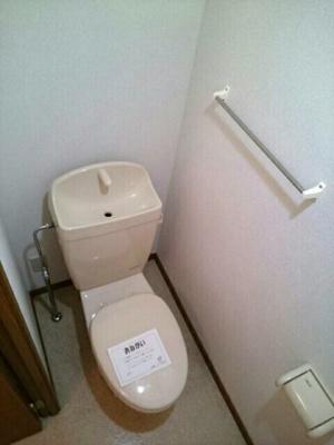 【トイレ】クレスト-ルミウ