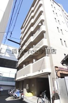【外観】シャンテ深江橋 仲介手数料無料