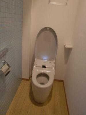 【トイレ】石蔵荘