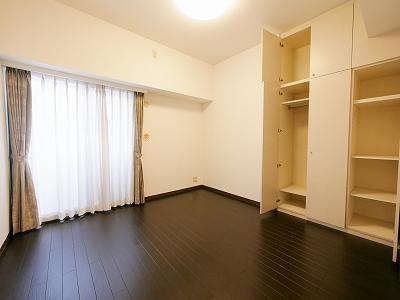 【寝室】藤和シティホームズ本郷