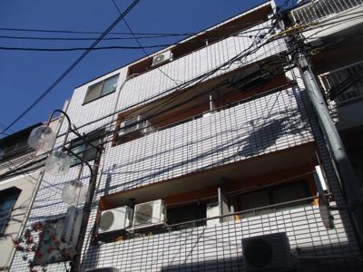 【外観】コスモレジデンス花園南