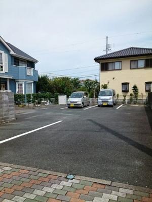 【駐車場】クレストールサカエⅡ