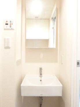 【独立洗面台】ラグジュアリーアパートメント白金