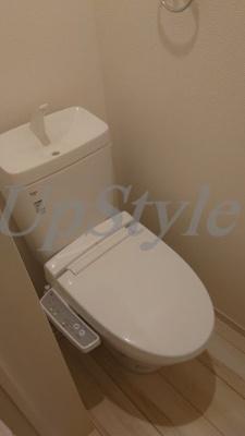 【トイレ】メルディア金町