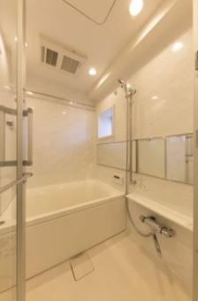 【浴室】ルネサンスコート恵比寿