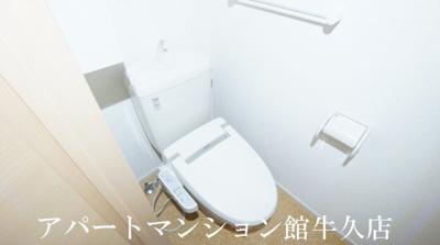 【トイレ】ティアラB