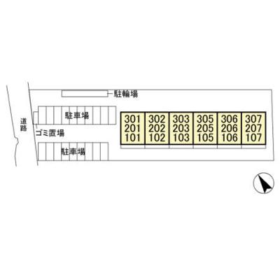 【区画図】ローズ・ウッド
