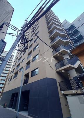 【外観】クレストコート日本橋人形町