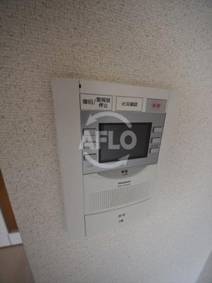 プレサンス堺筋本町フィリア TVモニター付きインターホン